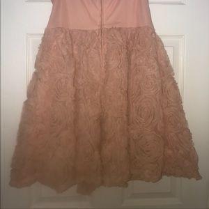 Dresses Junior Rose Gold Dress Poshmark